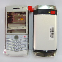 100% OEM new for Blackberry Pearl 9100 full housing with lens and keypad free shipping