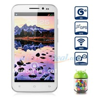 "New arrival ZOPO ZP810 MTK6589 Phone 5.0"" IPS Screen 1280*720pixels Quad core 1.2Ghz RAM 1GB ROM 4GB Dual SIM Android 4.1 Phone"