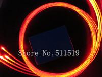 LED fiber optic light,end  glow 3 mm  fiber cable  150m /roll   for optic star ceiling  and plastic  fiber optic  chandelier,