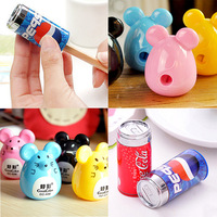 Cartoon mini mouse pencil sharpener pencil sharpener pepsi cola pencil sharpener eraser