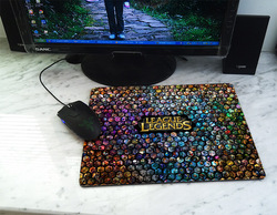 Anime League of Legends Mouse Pad Cosplay(China (Mainland))