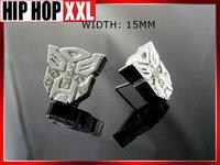 2013 new style  Transforma earring stud earring hip-hop hiphop   optimus prime
