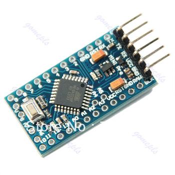 Free Shipping Version Pro Mini Module Atmega328 5v 16M For Arduino Compatible