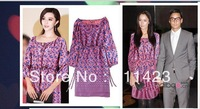 2013 new arrival spring fashion freeshipping ladies dresses