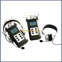 Transmission Distance Long than 80km Fiber Optical Talk Set OP4103