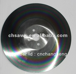 HSS Good Quality Of High Speed Steel Circular Saw Blades(China (Mainland))