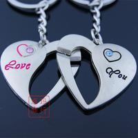 Couple key chain couple key chain keychain small gift