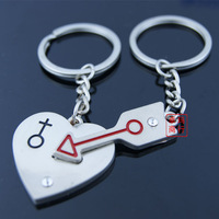 2013-Love new rabbit lovers keychain key chain keychain