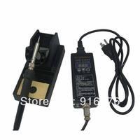 Free shipping 220v-240v 200-480 centigrade Temperature adjustable digital Soldering iron