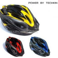 30606 TECHKIN 06 imitation of one of the carbon fiber helmet ultralight riding helmet super light sport bicycle helmets