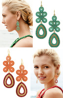 BigBing Fashion  Fashion jewelry bohemia elegant female earrings free shipping N005