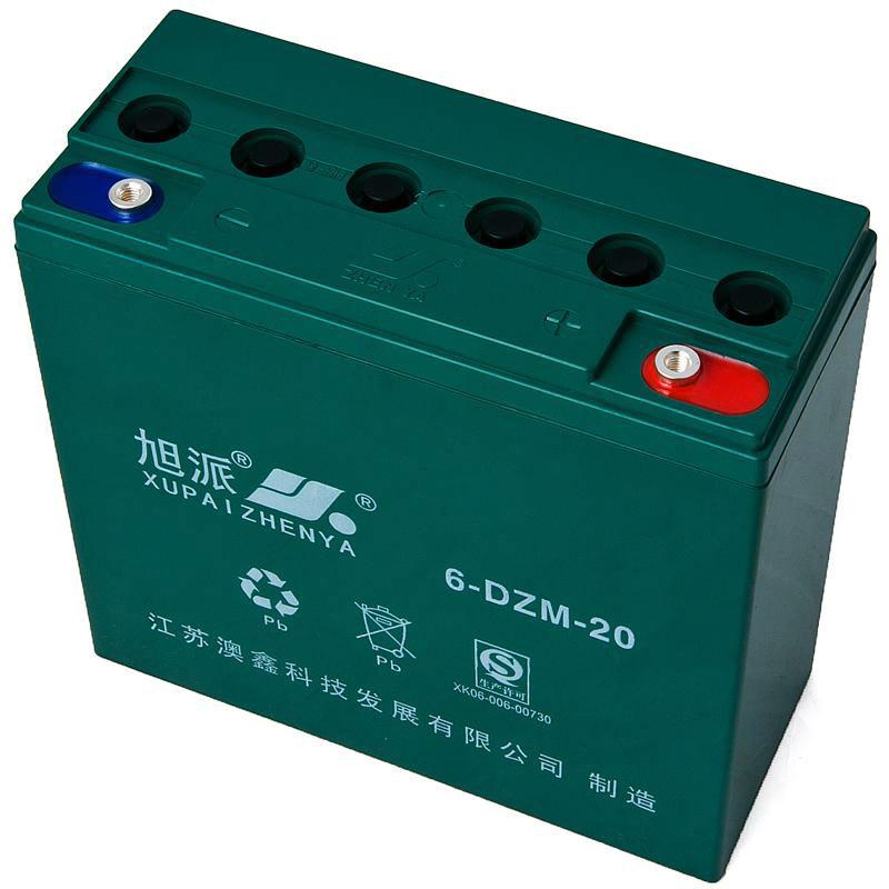 Sla battery sealed lead acid battery 12v 20ah 240wh (s) delta