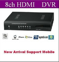 free shipping Security 8CH H.264 dvr 1080P HDMI Network CCTV DVR FUll D1 960H Real-time Recording ,dvr recorder