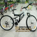 Okosi double shock absorption mountain bike rs600 21 26(China (Mainland))
