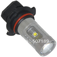 20pcs/lot Bright 30W 9006 HB4 Car Vehicle LED SMD Day Driving Fog Head Light Bulb White best price free shipping