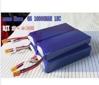 DJI Nano LiPO Batteries 6S 15C 22.2V 10000mAh For DJI S800