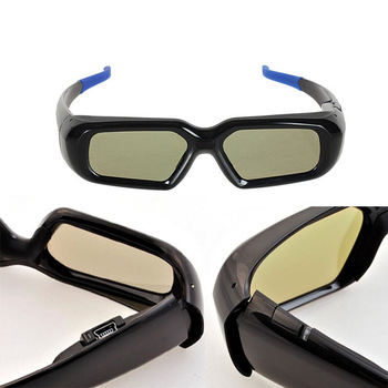 Infrared active shutter 3d glasses for led hd tv LED TV 32 PHILIPS 32PFL5507T/60 R Free shipping