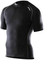 2xu male sports straitest fitness o-neck short-sleeve T-shirt x001