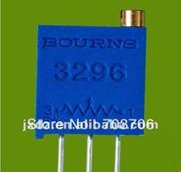 3296w-253(25K) precision adjustable high potentiometer,3296 potentiometer,adjustable resistance