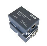 100 meters Single Channel VGA Audio CAT5 Extender/Lightning protection type
