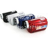 "Free Shipping! Winait DV139 video digital camera Max.12MP 1.8"" TFT LCD LED Flash Light camcorder blue"