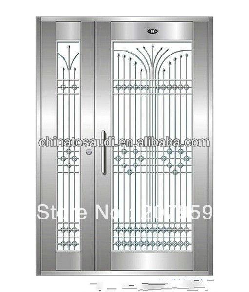 Popular Metal Doors Design From China Best Selling Metal