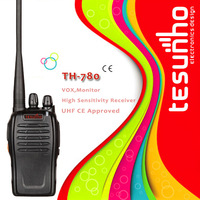TESUNHO TH-780 CE APPROVED 5W TWO WAY RADIO