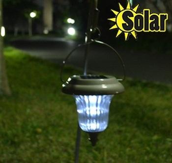 Fashion lighting  solar lawn light hangarden lights landing with aluminum mount garden lighting LED FREE SHIPPING