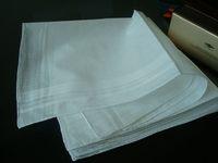 Male handkerchief classic satin