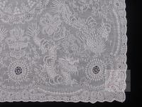 Handkerchief handkerchief handmade , luxurious a48