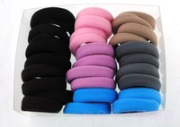 TS061Fashion!!!Hot!!! Colors Elastic Hair Band Jewelry Wholesale High-quality AAA!!! 30PCS/Box Mixed Order Colors Free shipping