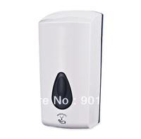 20pcs/lot 1000ml-wall mounted-plastic-Infrared sensor touchless sensitive liquid foam spray soap dispenser-3 pumps