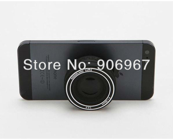 IBERRY TECH iLens Lens Shaped Photo Stand for iPhone 5(China (Mainland))
