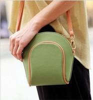Free Shipping  2013 Fashion  Ladies Retro Shoulder Bag / PU Mini Design Shoulderbag
