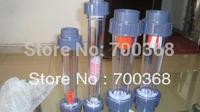LZS-50 0.6-6 water rotameter, water flow meter 1pcs/lot