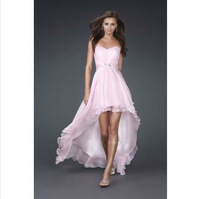 Free Shipping  New Arrival Wale Women's Prom Gown Ball Evening Dress