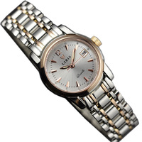 Riblah the trend of fashion vintage table stainless steel women's watch fashion watch quartz ladies watch 3605