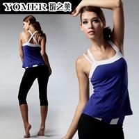 Fashion yoga clothes european version of casual wear pad f0105 p0602