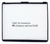 Free shipping/High quanlity car cabin air filter for HYUNDAI ELANTRA(1.6/1.8/2.0) MATRIX-MPV  COUPE/Wholesale+Retail