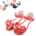 Free shipping(1pieces) 100% PU new style fashion summer girls' sandals children shoes wholesale/retail