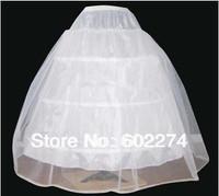 2013 Hot Sale Three Circle One Gauze Wedding Petticoats Free Shiping