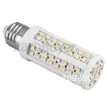 E27 Corn Warm White 108 LED 3528 SMD Spotlight Light Lamp Bulb 5W 220-240V