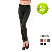 Fashion autumn new arrival slim skinny pants pencil pants legging pants trousers women's -Free Shipping