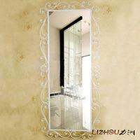Tieyi full-body mirror dressing mirror makeup mirror wall mirror dressing mirror picture frame bathroom mirror