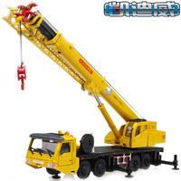 2013 Fashion Luxury Alloy engineering car large model crane car model toys