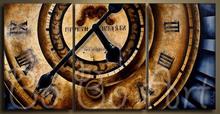 clock canvas promotion