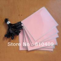 high quality A4 size el backlight/el sheet/el panel  free shipping