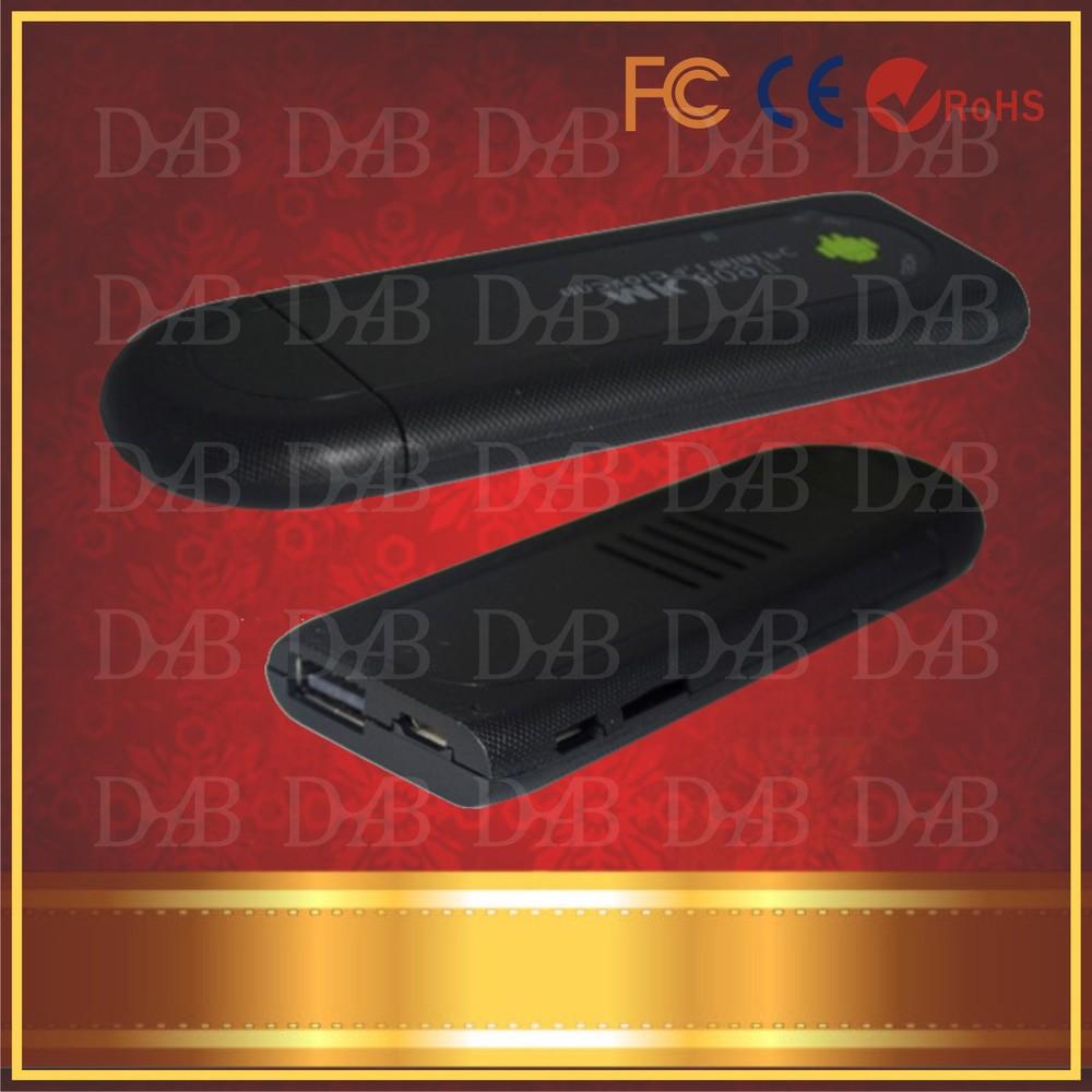 Android 4.1 Mini PC TV Stick Rockchip RK3066 1.6GHz Cortex A9 Dual core 1GB RAM 8GB Bluetooth MK809II 3D TV Box(China (Mainland))