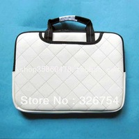 Waterproof PU leather mesh pattern with handle put power mouse tank bag computer bag
