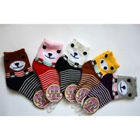 2013 autumn and winter autumn and winter thick male female child baby cotton socks 2 3 4 - - - - - 5 6 7 - 8